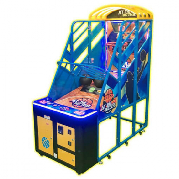 At the Buzzer Arcade Basketball