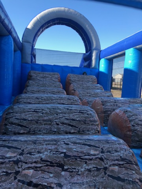 Log Runner Warrior Jump $295
