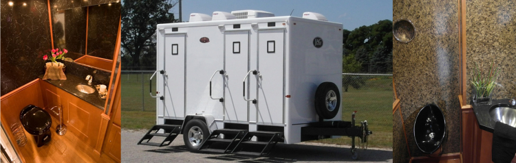 Mobile Restroom Trailer - Call for Pricing