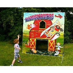 Barnstormers Frame Game