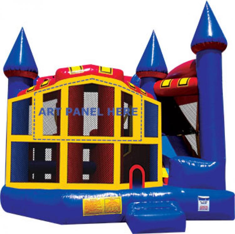 Castle 5 n 1 Combo - Dry