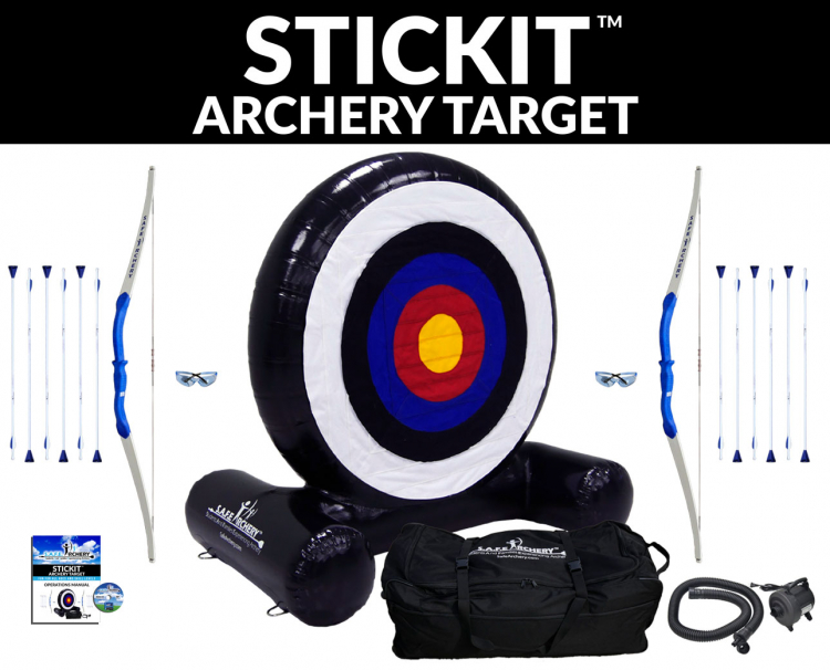 Stick-It Archery