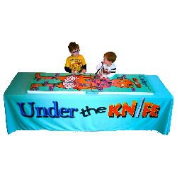 Under the Knife (Giant Operation Game)
