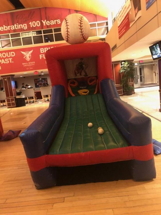 Baseball Skeeball