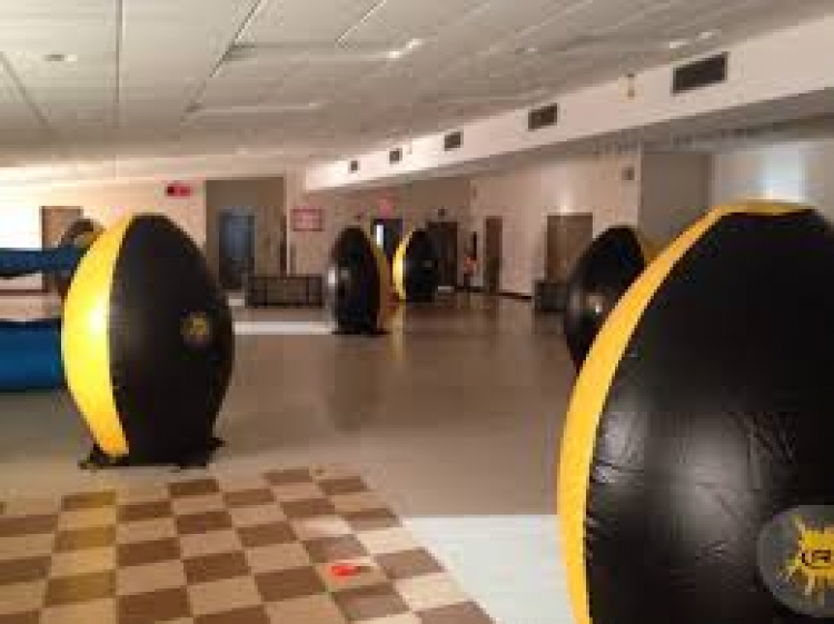 Bunkers for Archery Tag or Water Tag
