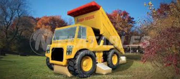 Dump Truck Combo
