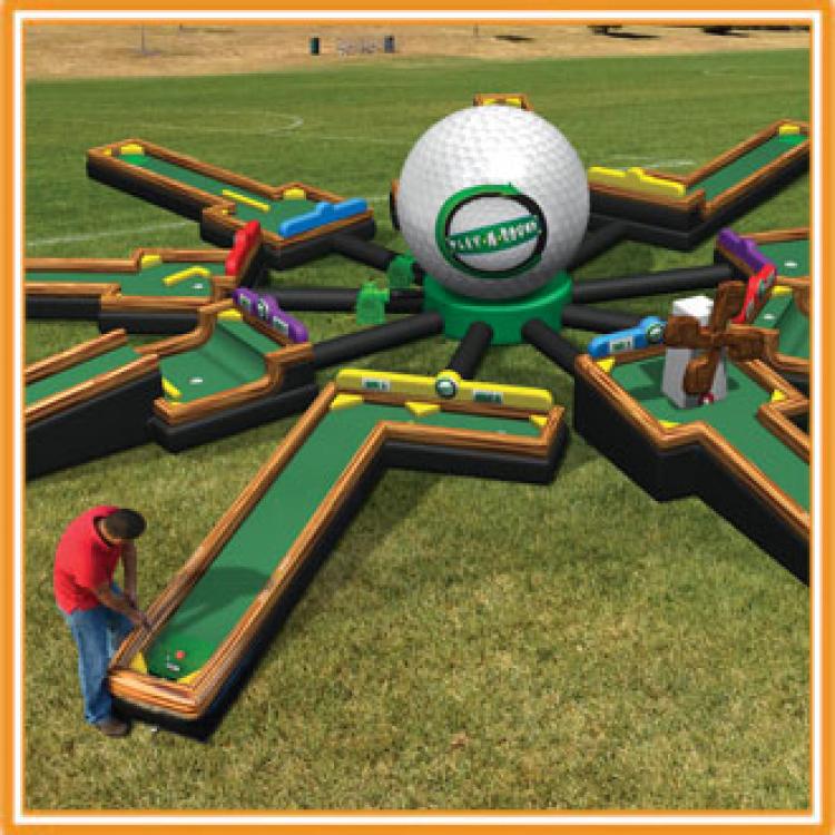 Play A Round Golf