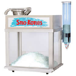 Sno-Kone Machine (Supplies not included)