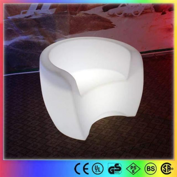LED Lit Chairs