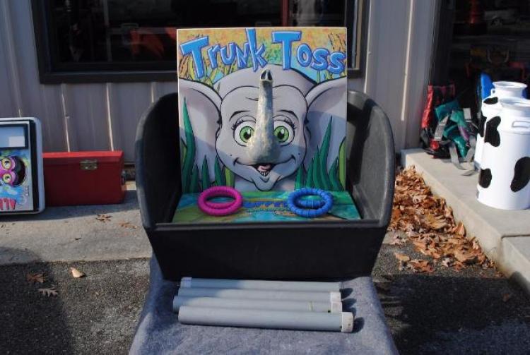 Elephant Toss
