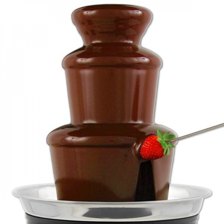 Chocolate Fountain - Supplies not included
