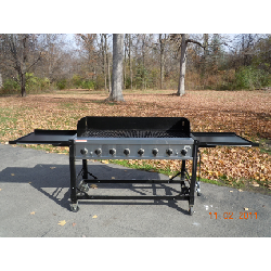 Large Grill (propane not included)