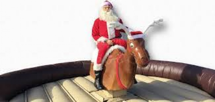 *** NEW *** Rudolph the Mechanical Reindeer